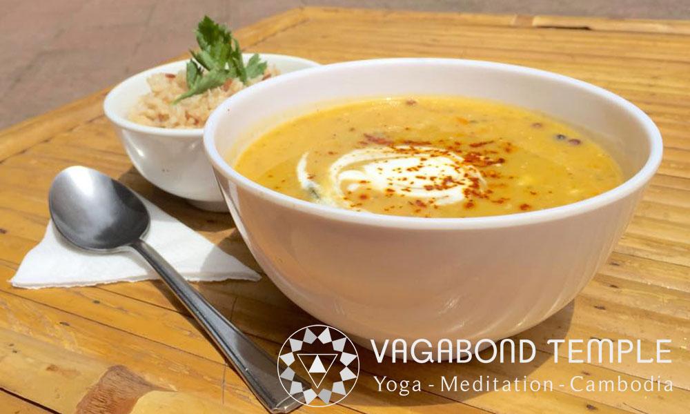 Potato & Zucchini Ground Soup