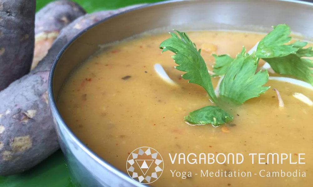 Ground Potato Soup