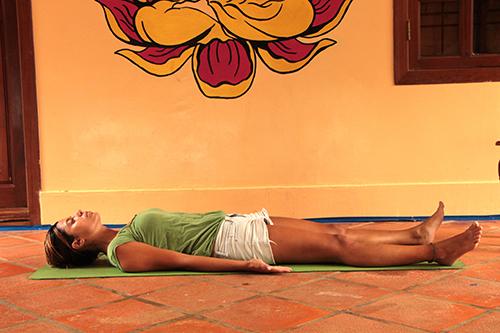 Yin Yoga Sequence