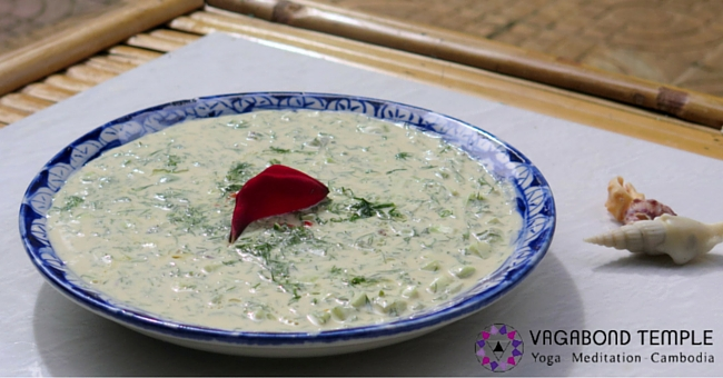 A Recipe for Summer Tzatziki