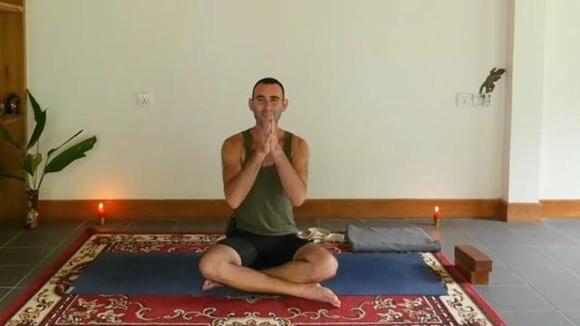 Grounding Yoga (17 mins)